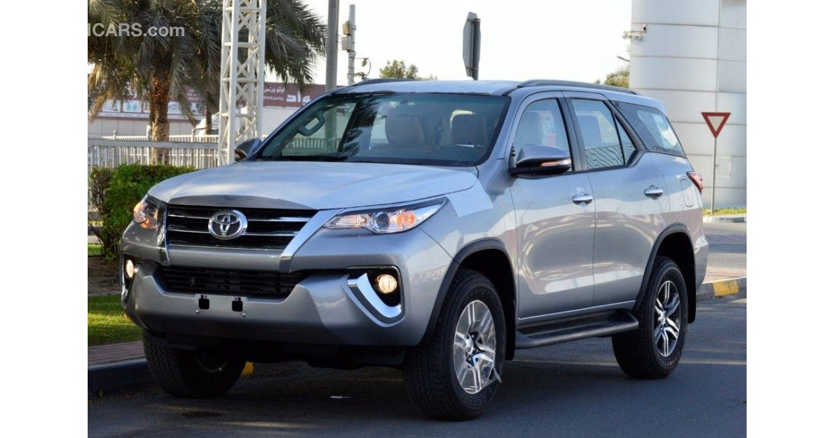 Toyota Fortuner 24L DIESEL 7 SEAT AUTOMATIC For Sale
