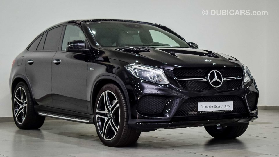 Mercedes Benz GLE 43 AMG Biturbo 4Matic For Sale AED