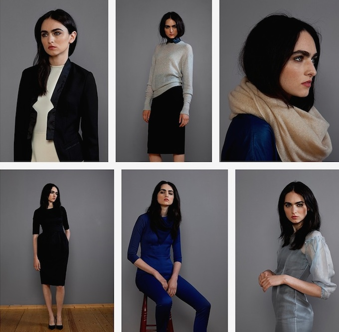Lennon Courtney collection 2014