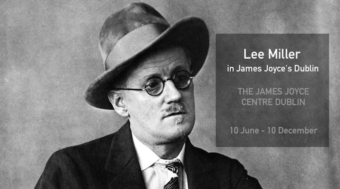James Joyce exhibition in Dublin