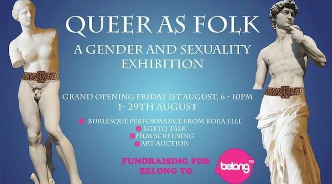 Queer as Folk exhibition