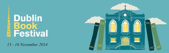 Dublin Book Festival 2014