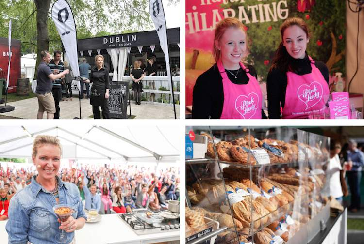 taste of dublin festival photos