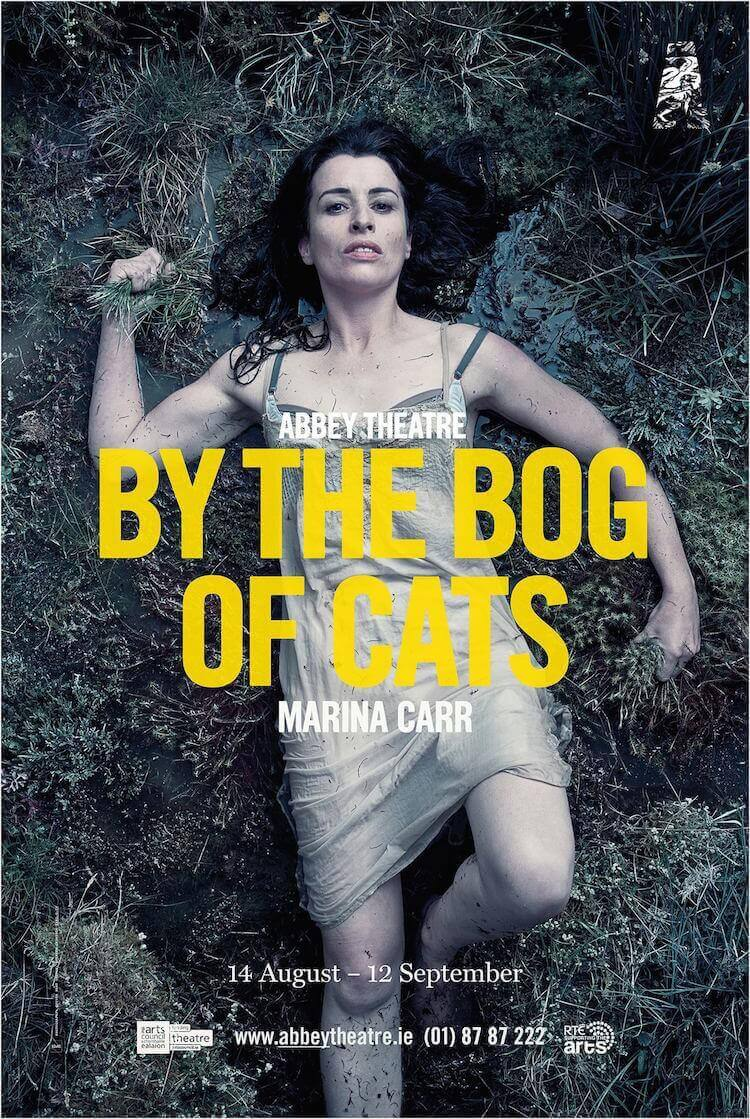 By the Bog of Cats poster