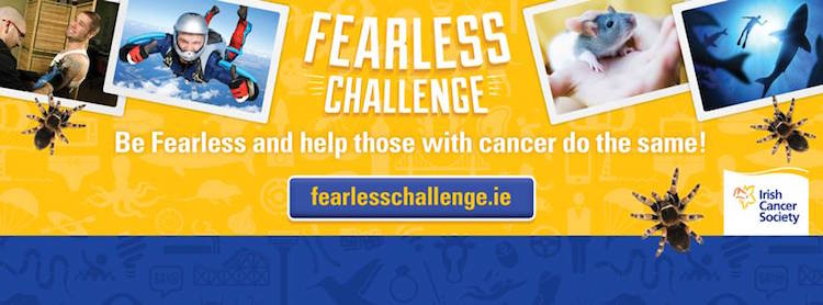 Irish Cancer Society Fearless Challenge 2015