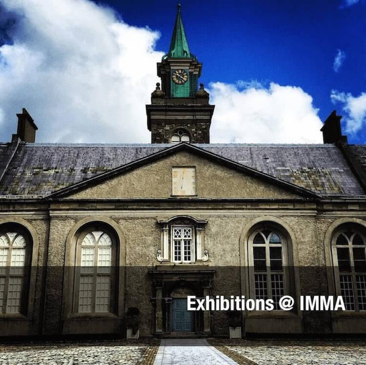 Exhibitions @ IMMA