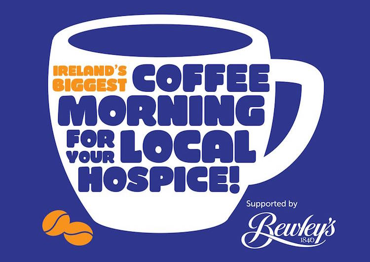 Ireland's Biggest Coffee Morning 2015 logo