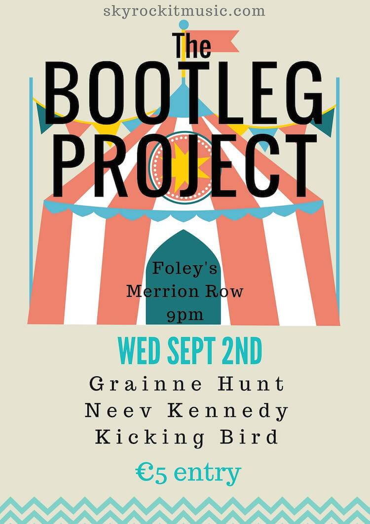 The Bootleg Project in Dublin