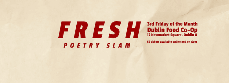 Fresh Poetry Slam in D8