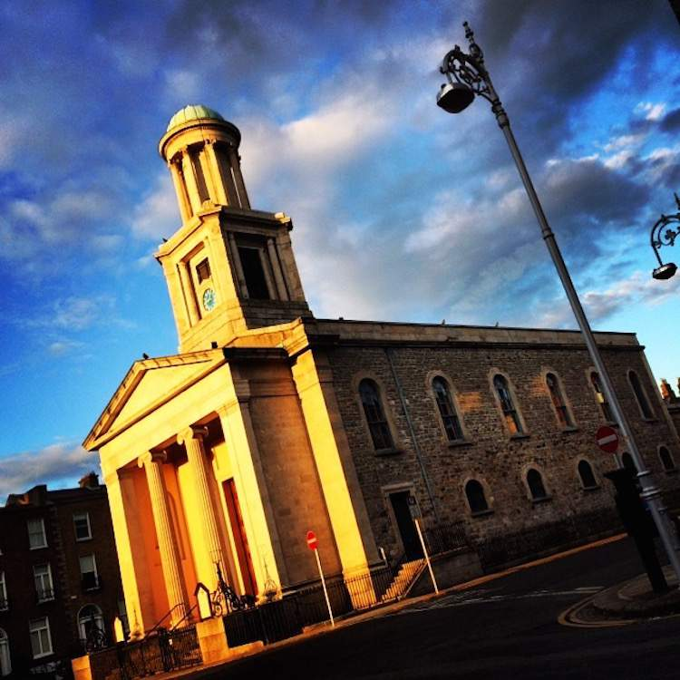 The Pepper Canister Church in Dublin