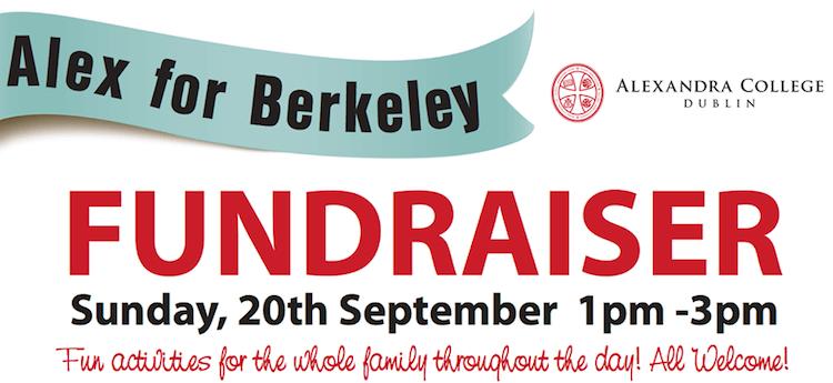 Alex fro Berkeley fundraiser