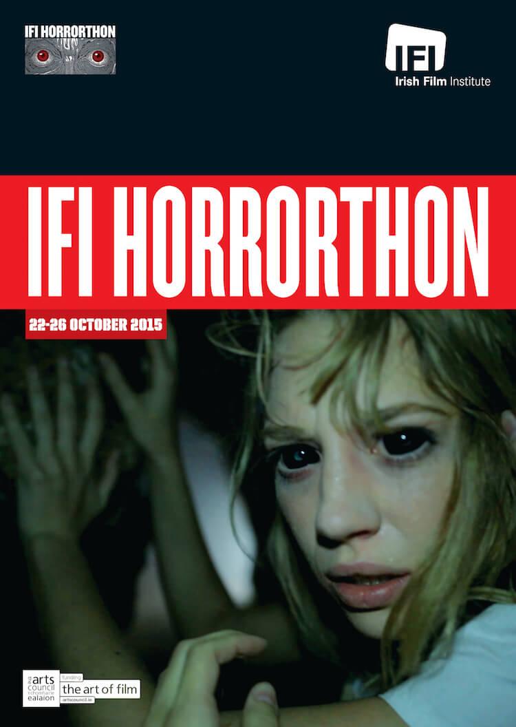IFI Horrorthon 2015 poster