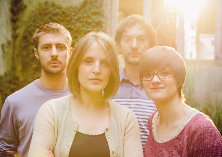 Blue Eyed Hawk band photo