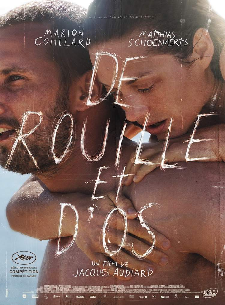 Rust and Bone movie poster