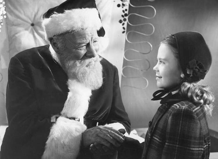 Miracle on 34th Street publicity still