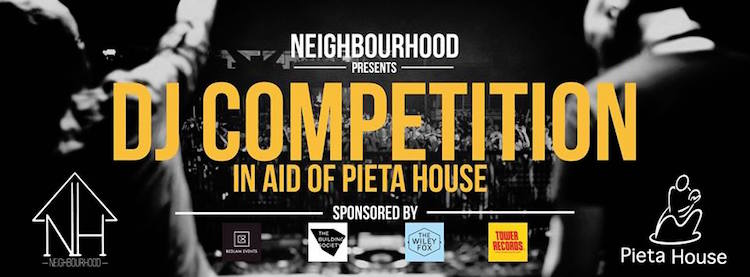 DJ competition in aid of Pieta House