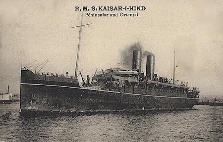 Image result for kaiser i hind