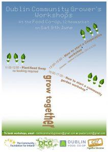 DCG Workshops 2012 poster