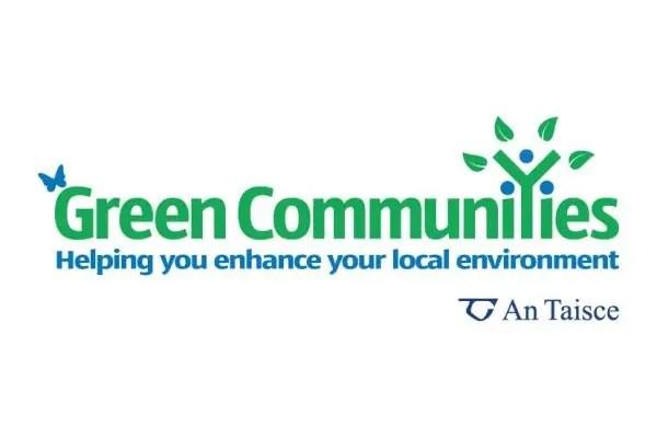 An Taisce Green Communities Logo