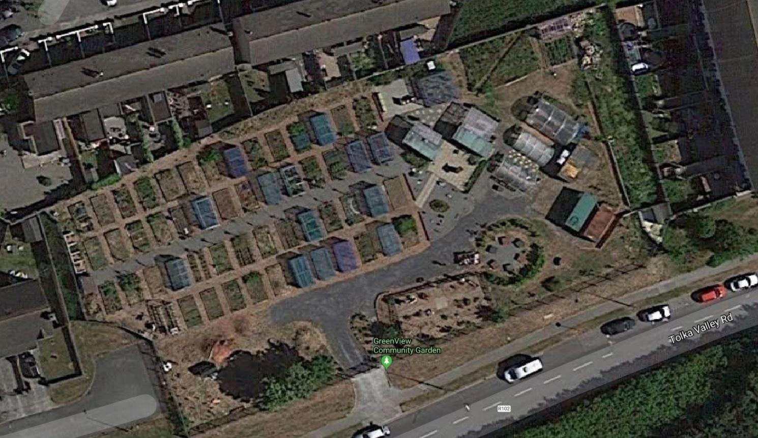 Greenview Garden Plan