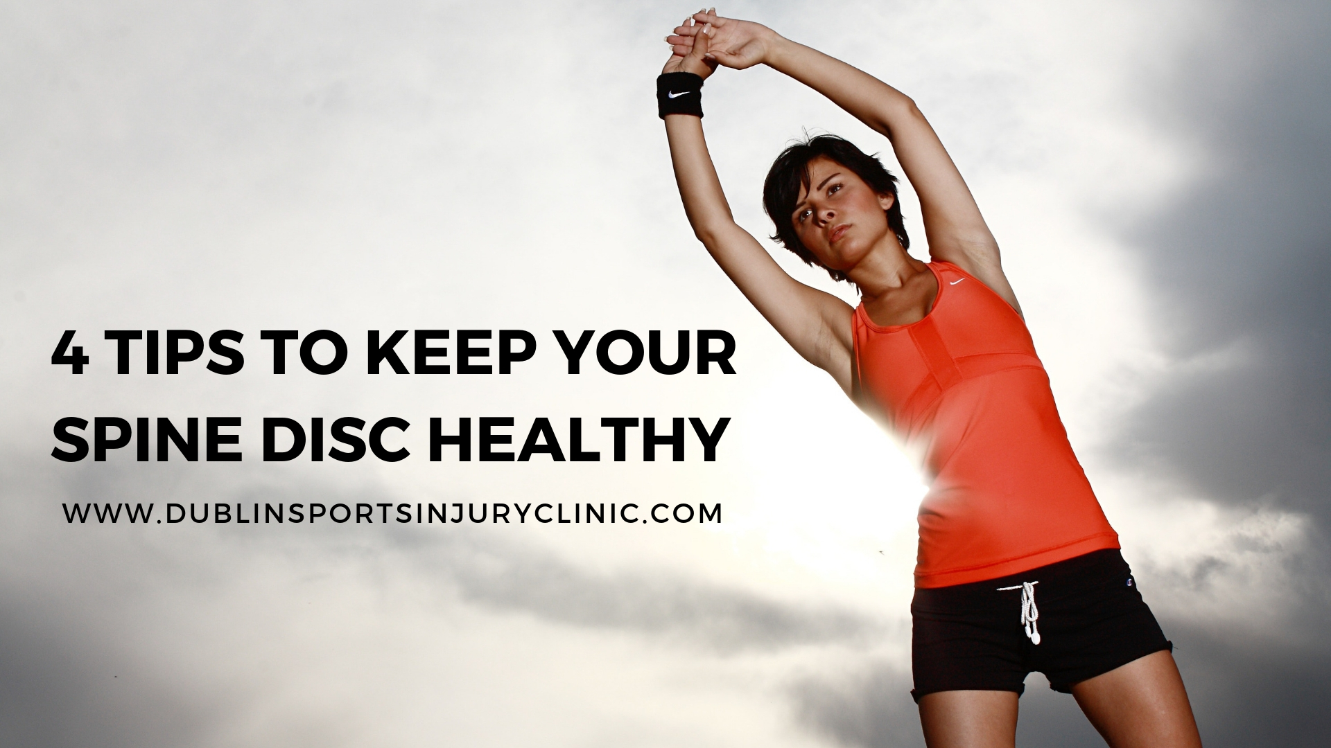 4 Tips to keep your spine disc healthy