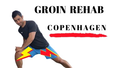 Groin Injury Rehabilitation Adductor strain mid stage