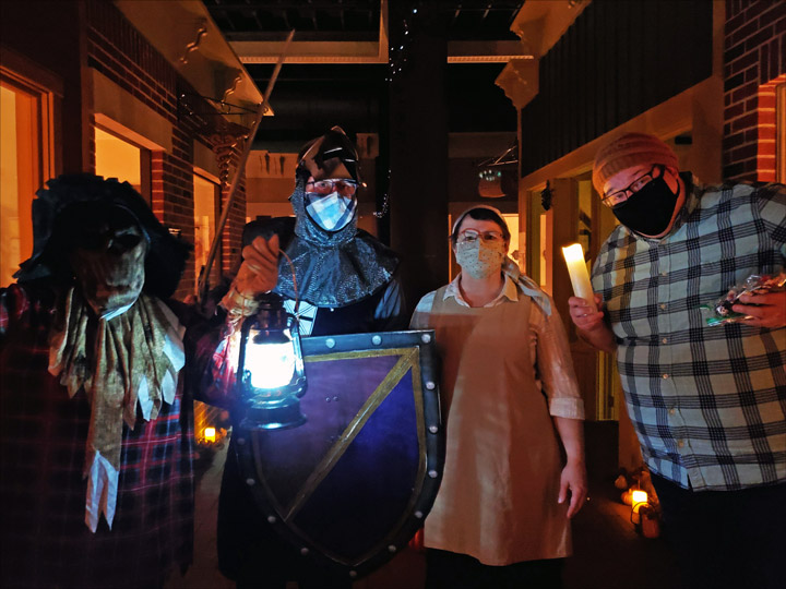 Dubois County Museum hosting Spooky Streets at the museum