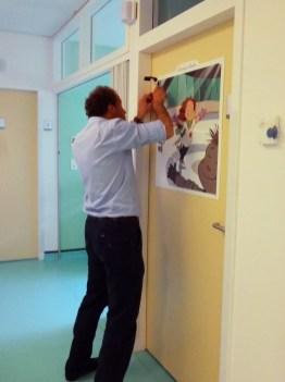 HFME-Bron-service-Acha-ambulatoire-decoration-albert-clementine-fresque-porte-3