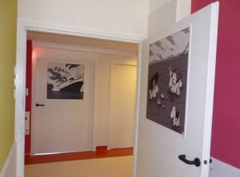 hopital-Nord-Ouest-Villefranche-sur-Saone-service-grands-enfants-decoration-zuluberlus-porte-panneau-2