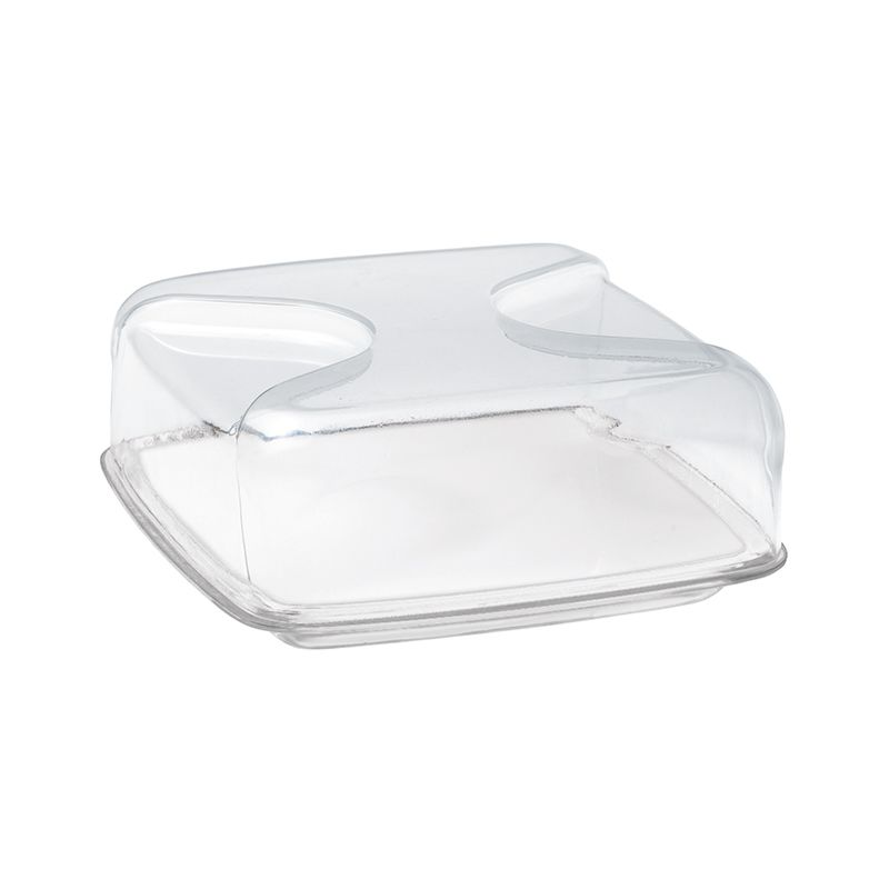 cloche a fromage transparente