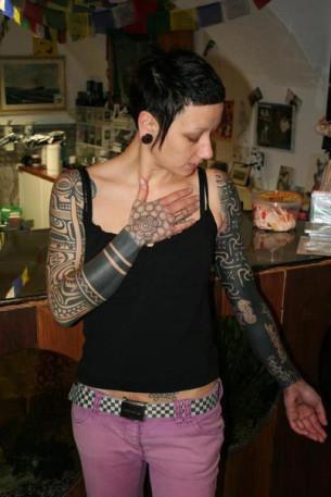 Blackwork Tattoos Best Tattoo Ideas Gallery Part 26