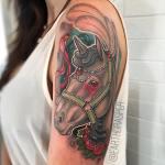 Horse Head Tattoo Best Tattoo Ideas Gallery