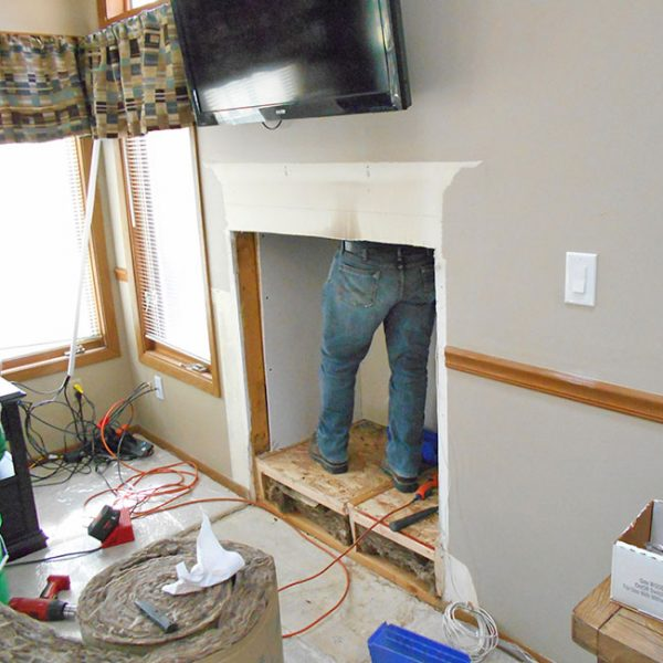 Chimney Specialists Gas Fireplace Repair Galena