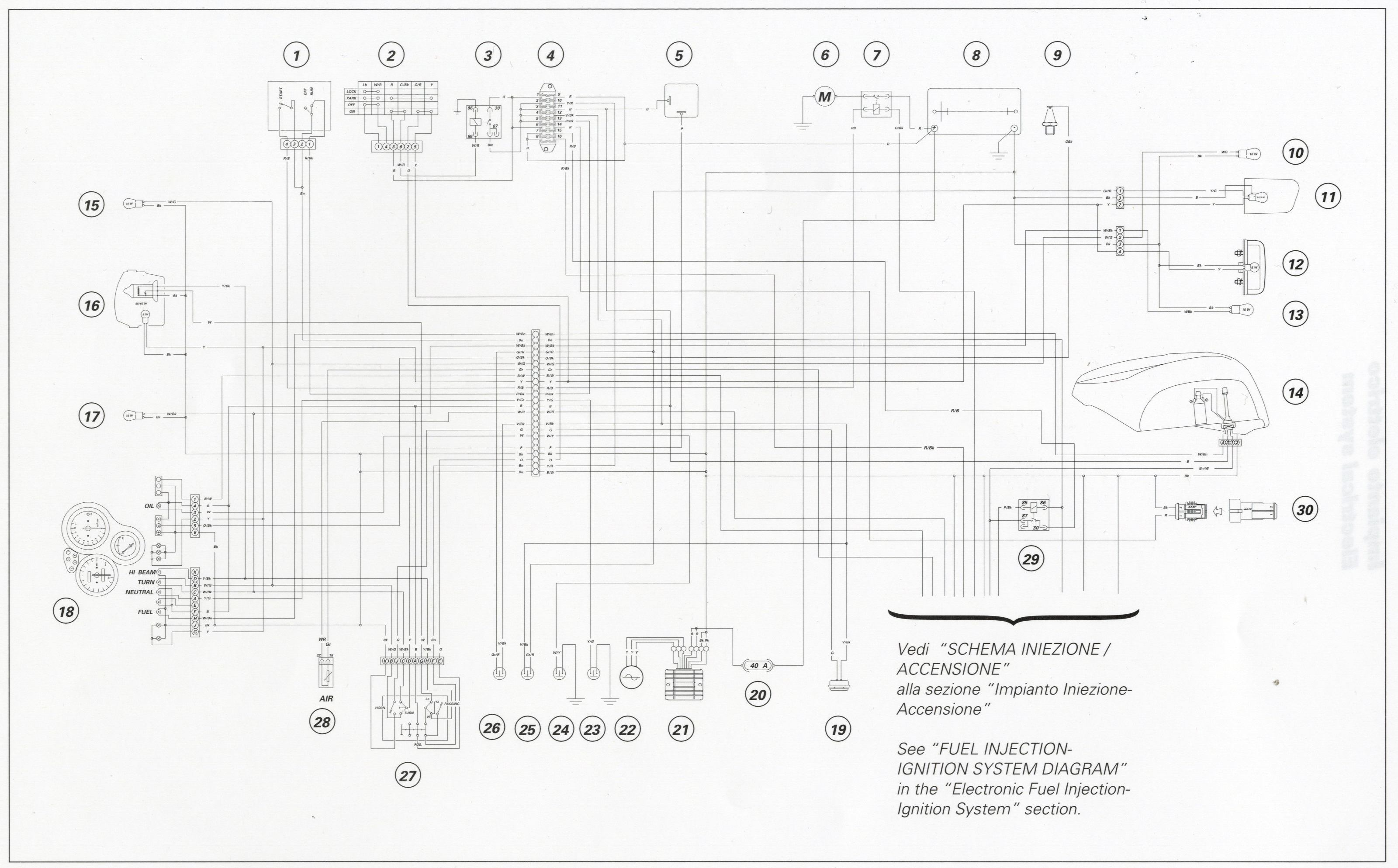 Boss 11 Pin Wiring Harness Diagram