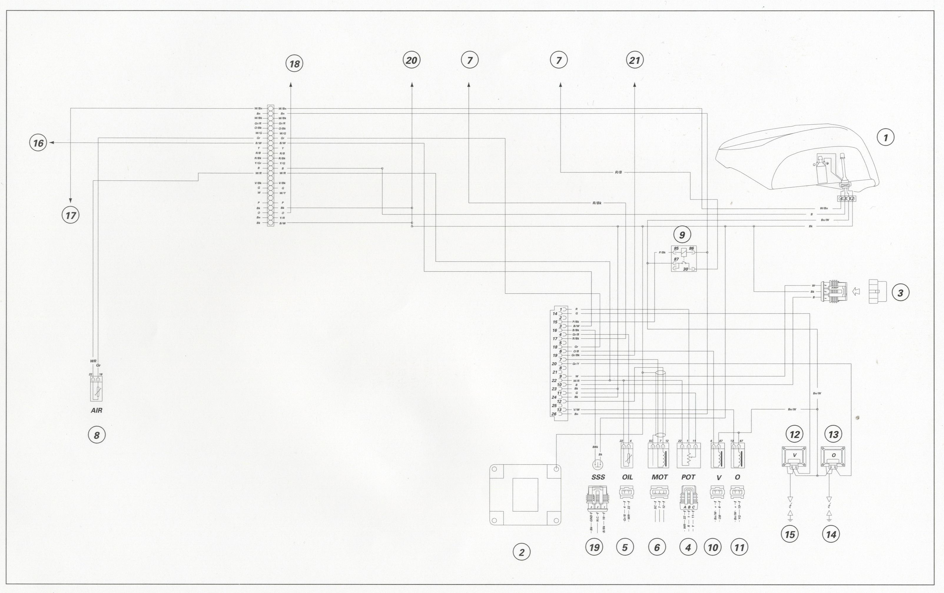 Ecu Pinout Diagram Ducati Ms The Ultimate Ducati Forum