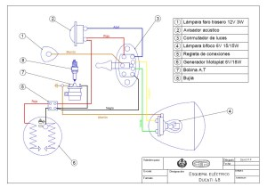 This Wiring Diagram And The Coil? | Ducati Forum
