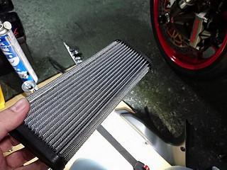 848EVO Air Filter OEM