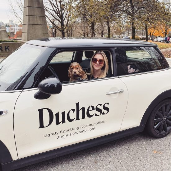 Duchess Cosmopolitan, Coupe Beverages Founder Olivia Lovenmark