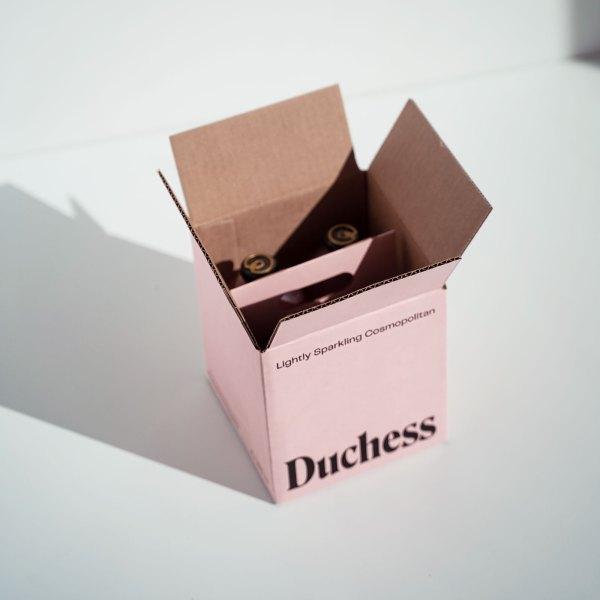 Pink Duchess Cosmo 4-pack box