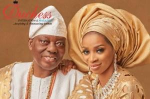 Sade and Rasaq Okoya