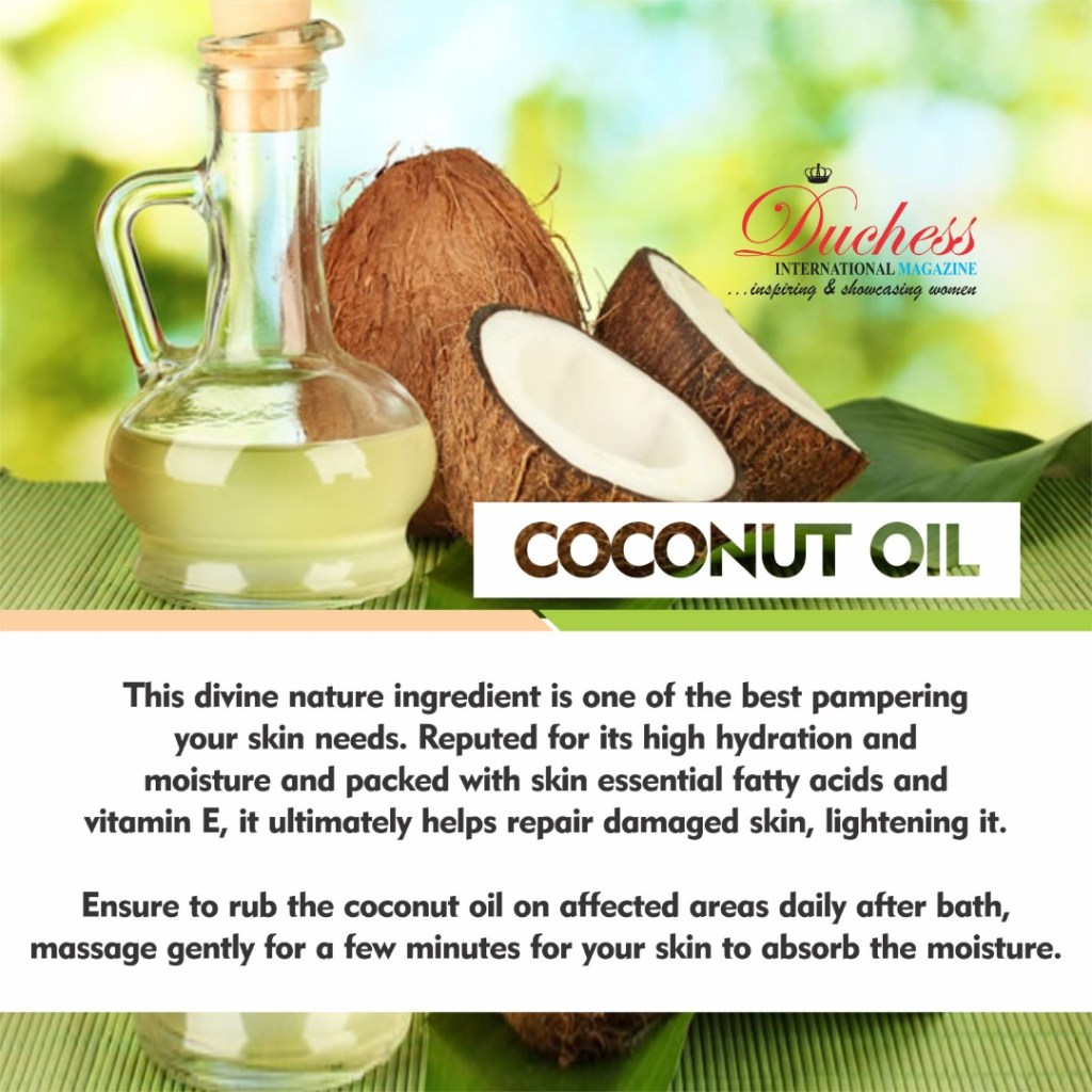 Coconut oil: natural remedy for dark elbows and knees