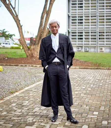 Akpene Darko-Cobbina: Ghana's Youngest Lawyer