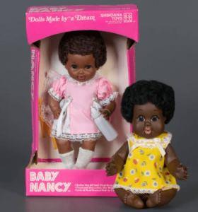 Shindana Toys: Baby Nancy Enters Hall of Fame