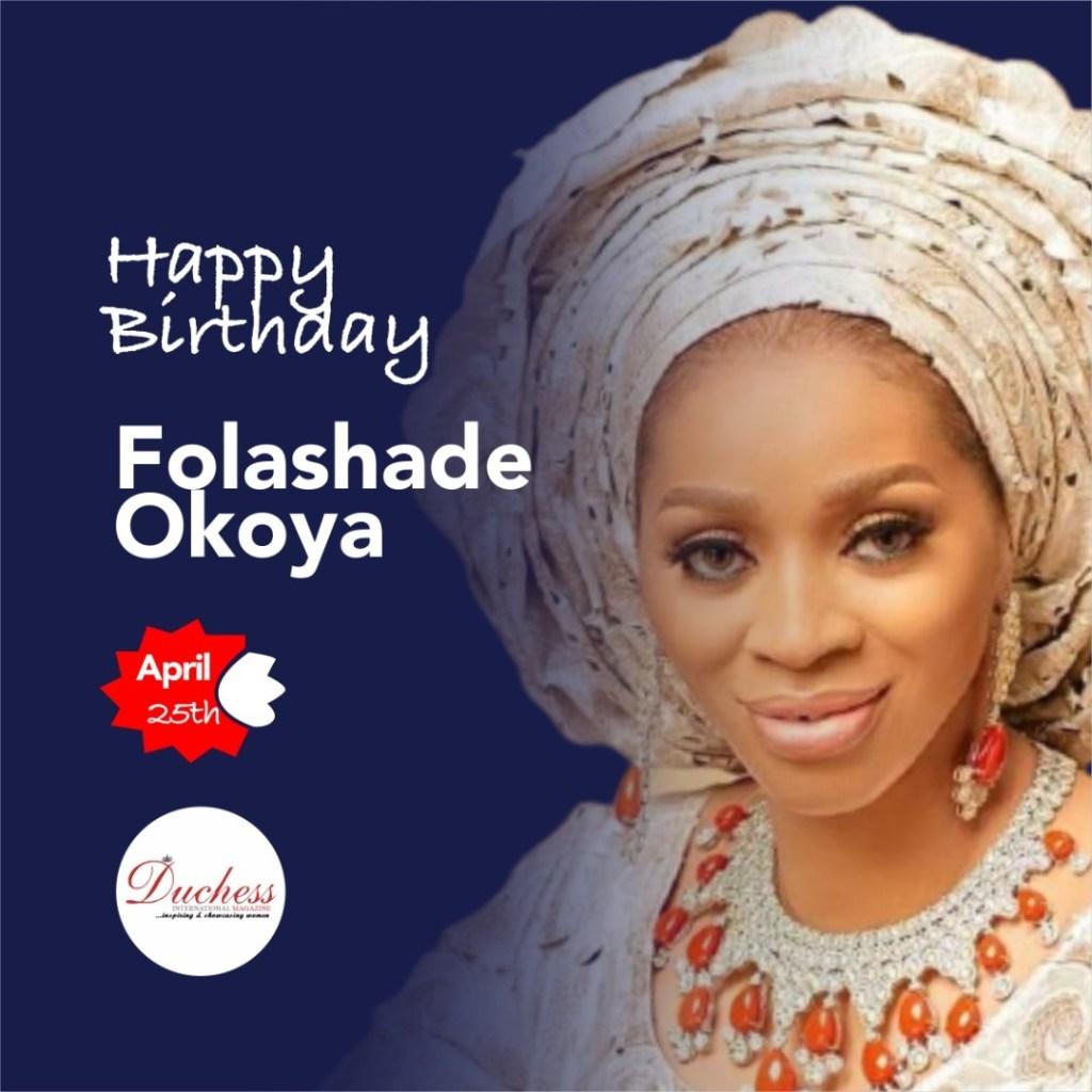 Happy Birthday Chief Safe Okoya