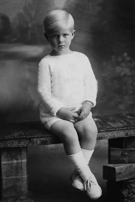 A young Prince Philip