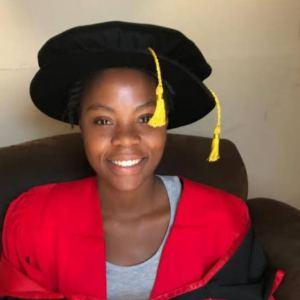 Lindiwe Tsope emerges first Oprah Winfrey school alumna to obtain a PhD
