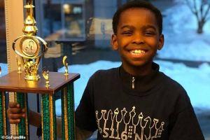Nigerian chess champion Tanitoluwa Adewumi