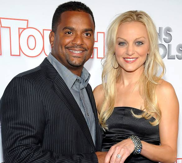 Fresh Prince of Bel-Air Star Alfonso Ribeiro Claims Black Community Turned On Him For Choosing An Interracial Marriage