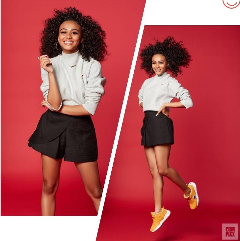 Knight Squad's Daniella Perkins Joins Grown-ish Season 4