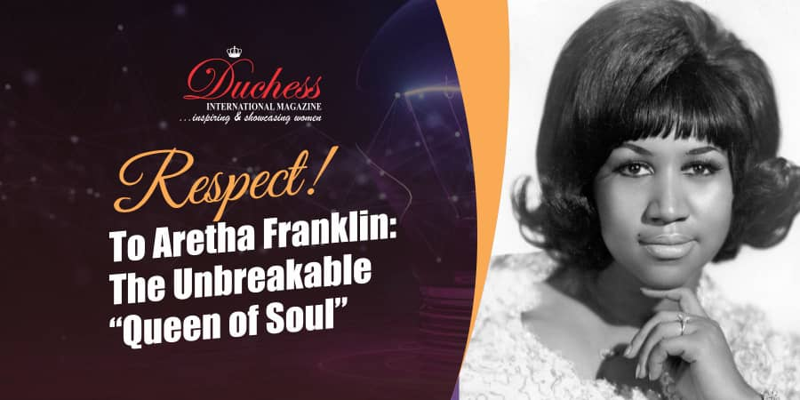 Unknown facts about Aretha Franklin: Queen of Soul